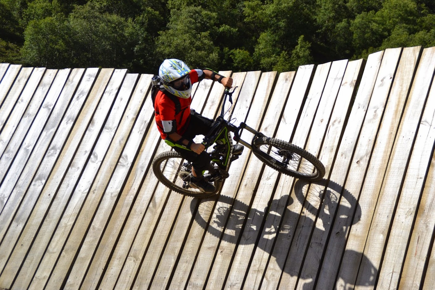 Bike Park de Saint Lary