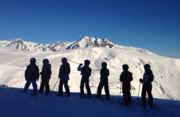 Stages de ski enfants à Saint Lary avec l'école de ski