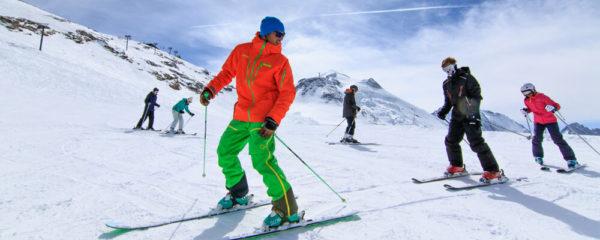 ski adulte Saint Lary