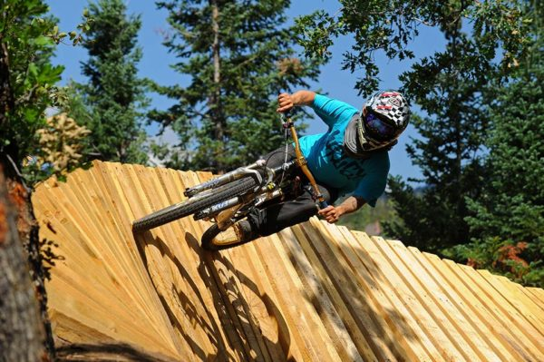 bike park Saint Lary