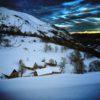 descente ski hors pistes st lary village saint lary
