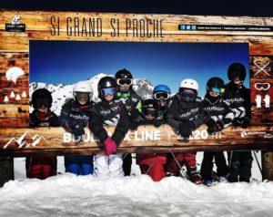 cours ski enfants saint lary