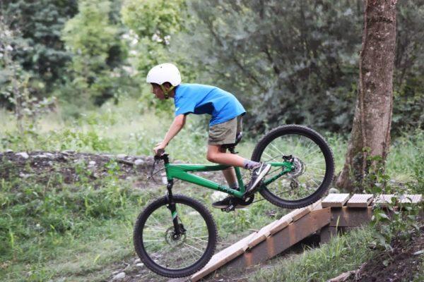 pump track saint lary