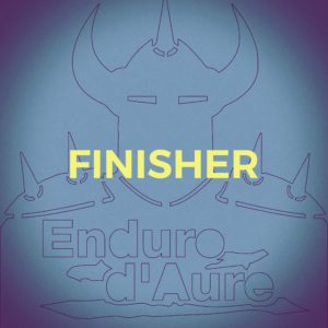 ENDURO D'AURE FINISHER