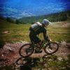 bike park St Lary VTT descente Evolution 2